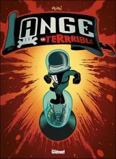 Ange le terrrible -1- Le monstre de l'espace