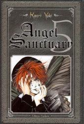 Angel Sanctuary - Deluxe -5- Tome 5