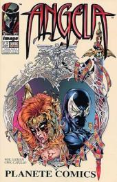 Planète Comics (2e série) -2- Angela