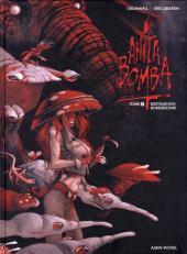 Anita Bomba -4a- Destination Borderzone
