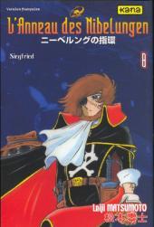 L'anneau des Nibelungen (Matsumoto) -8- Siegfried