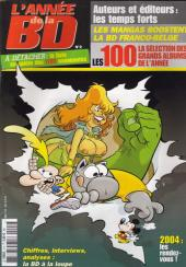 L'année de la BD (Soleil) -9- L'année de la BD 2003-2004