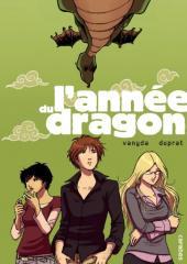 L'année du dragon - Tome INT