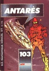 Antarès (Mon Journal) -103- Les monstres de Mutacua