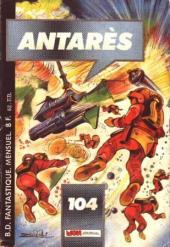 Antarès (Mon Journal) -104- 104