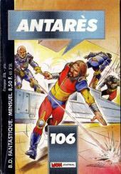 Antarès (Mon Journal) -106- Le monstre vert