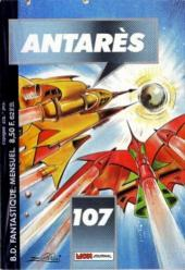 Antarès (Mon Journal) -107- Les pierres de lumière