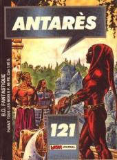 Antarès (Mon Journal) -121- 121