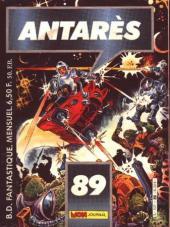 Antarès (Mon Journal) -89- Les yeux de feu...