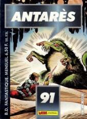 Antarès (Mon Journal) -91- Le maître des océans