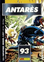 Antarès (Mon Journal) -93- La grotte blanche
