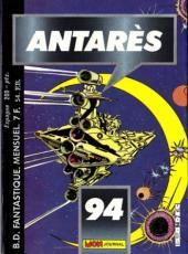 Antarès (Mon Journal) -94- Les écueils rouges