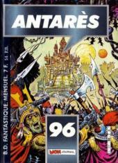 Antarès (Mon Journal) -96- Le torpilleur fantôme