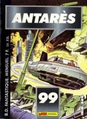 Antarès (Mon Journal) -99- Gare à la baleine