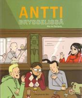 Antti - Brysselissä