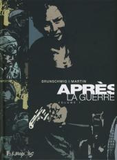 Après la guerre -1- Volume 1