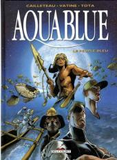 Aquablue -INT1a- Le Peuple bleu