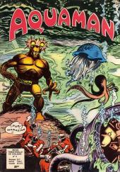 Aquaman (Pop magazine) -18- Le justicier des mers