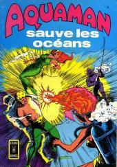 Aquaman (Eclair comics) -9- Aquaman sauve les océans