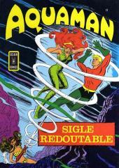 Aquaman (Eclair comics) -11- Sigle redoutable