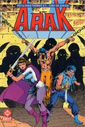 Arak (Aredit) -4- Dans le repaire du seigneur des serpents