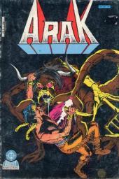 Arak (Aredit) -6- Les portes du Scorpion