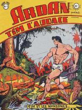 Ardan (1re Série) -1- Tim et les amazones