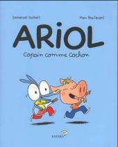 Ariol (2e Série) -3- Copain comme cochon