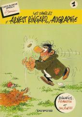 Arnest Ringard et Augraphie -1- Les démêlés d'Arnest Ringard et d'Augraphie
