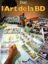 (DOC) L'Art de la BD -1- Du scénario à la réalisation