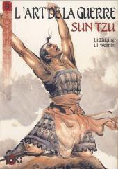 L'art de la guerre (Zhiqing) -8- Disposition (première partie)