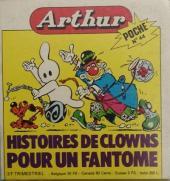 Arthur le fantôme (Poche) -44- Poche n°44