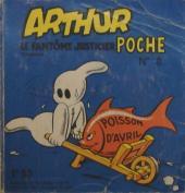 Arthur le fantôme (Poche) -8- Poche n°8