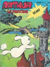 Arthur le fantôme (Géant) -Rec01- Album N°1 (du n°1 au n°3)