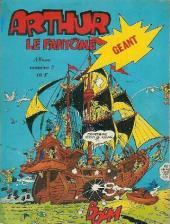 Arthur le fantôme (Géant) -Rec02- Album N°2 (du n°4 au n°6)