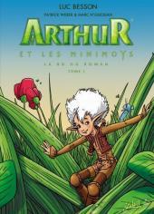 Arthur et les Minimoys -1- Tome 1