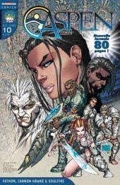 Aspen Comics -10- Fathom, Cannon Hawke & Soulfire