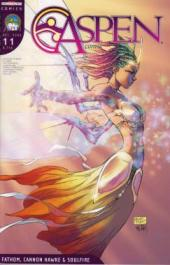 Aspen Comics -11- Fathom, Cannon Hawke & Soulfire