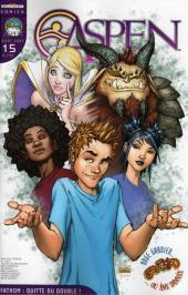 Aspen Comics -15- Fathom : quitte ou double !