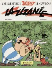 Astérix -15c1983- La zizanie