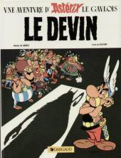 Astérix -19c1987- Le devin