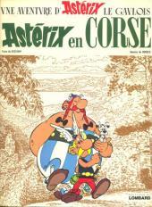 Astérix -20'- Astérix en Corse
