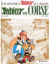 Astérix -20a92- Astérix en corse