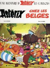 Astérix -24b- Astérix chez les Belges