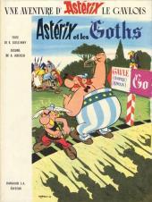 Astérix -3b66- Astérix et les Goths