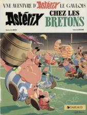 Astérix -8d1984- Astérix chez les Bretons