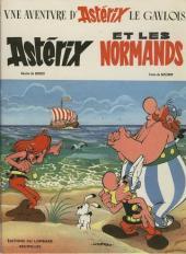 Astérix -9a1967'- Astérix et les Normands