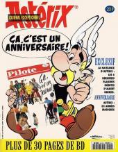 Astérix (Hors Série) -5- Astérix journal exceptionnel