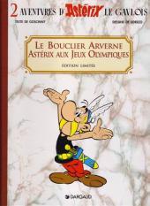 Astérix (Coffret Dargaud) -6- Le bouclier Arverne, Astérix aux Jeux Olympiques
