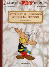 Astérix (Coffret Dargaud) -7- Astérix et le chaudron, Astérix en Hispanie
